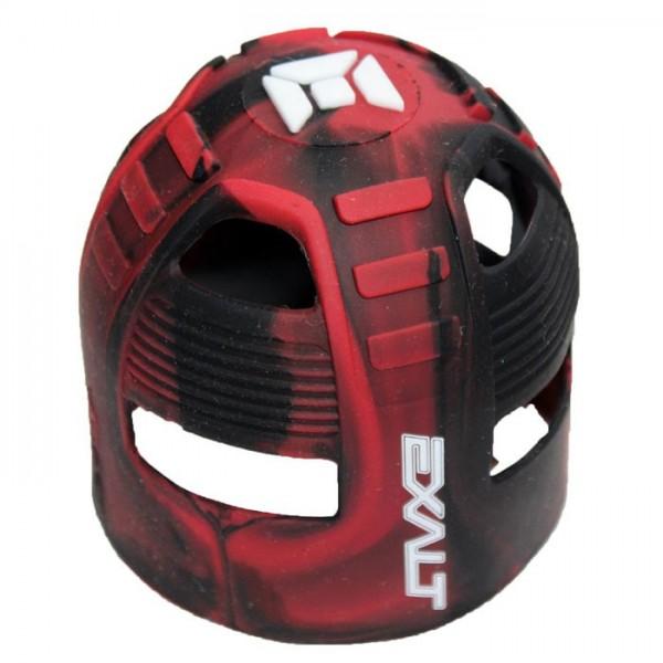 Exalt Tank Grip - schwarz / rot