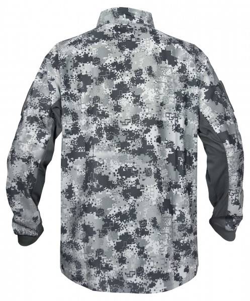 Trikot Planet Eclipse CR Jersey HDE Urban grau camo