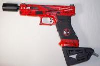 Hi-Capa Glock HPA M4-Adapter Magazin Airsoft Pistolen Tuning