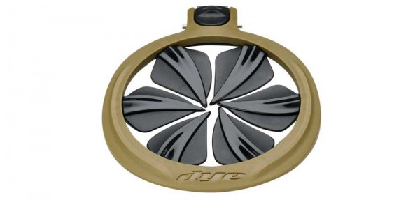 Quick Feed für Dye Rotor R2 - gold