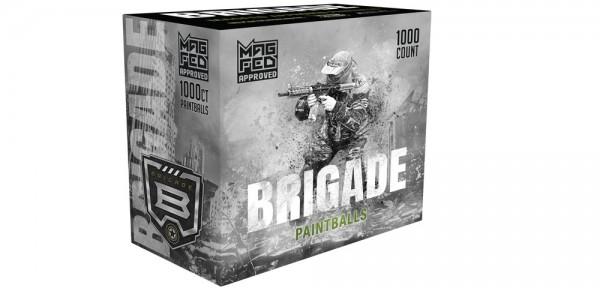 G.I. Sportz Brigade Paintballs für MagFed 1000 Stück - Yellow Fill