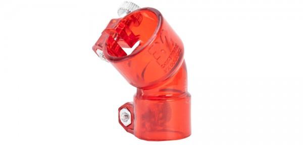 Verbindungs - Feed 45° rot