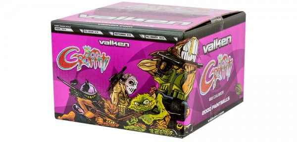 Valken Graffiti MagFed Paintballs